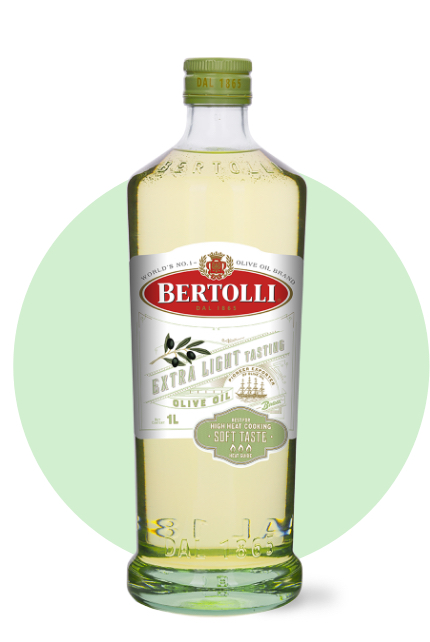 Bertolli® Extra Light Tasting Olive Oil