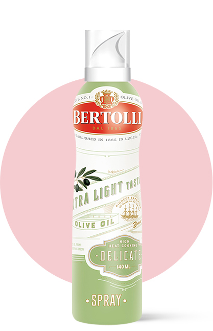 Bertolli® Extra Light Tasting Olive Oil Spray